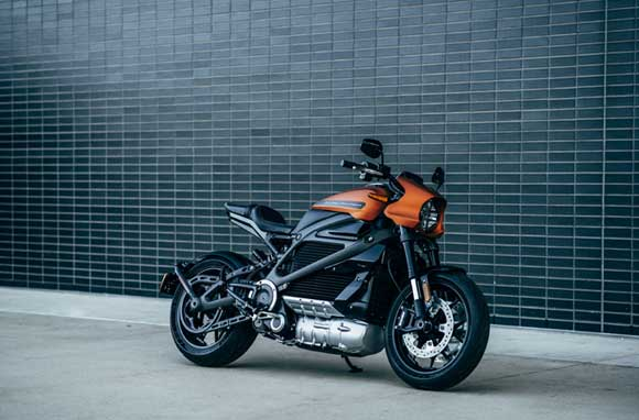 Electric mopeds and motorcycles